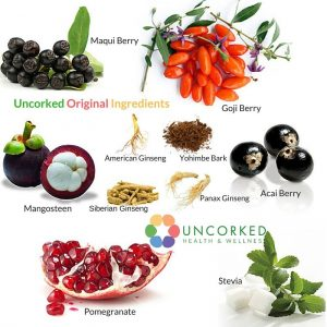 Ingredients Uncorked